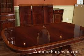 mahogany dining room table dining tables