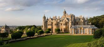 about harlaxton manor