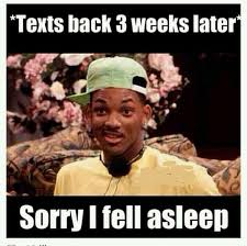 Memes About Texting - reason why we stop texting meme guy