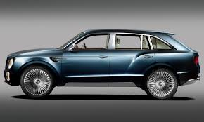 baby blue bentley visual comparison bentley bentayga vs exp 9f concept w poll