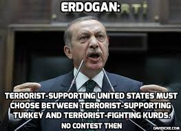 Turkish Meme - david icke turkey will not tolerate kurdish state terror havens