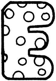 Coloriages à imprimer  Lettre e numéro  673528