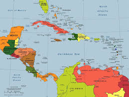 Map Of The Caribbean Island by Agents U2014 Best Way Logistics Corp