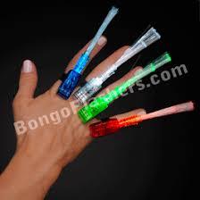 light up led jewelry bongo
