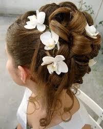 coiffure enfant mariage coiffure carole mariage - Coiffure Mariage Enfant