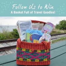 Travel Gift Basket Summer Giveaway Win This Travel Tote For Kids Moon Child Blog