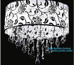 Hall Ceiling Lights by Selling 5 Light Modern Style Natural Shell Ctrystal Ceiling