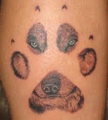 67 paw tattoos images tattoo cat paw tattoos