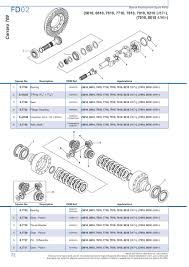 ford front axle page 78 sparex parts lists u0026 diagrams