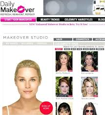 celebrity hairstyle vizualizer emejing hairstyle try on free upload photo photos styles ideas
