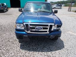 Ford Ranger Truck 2008 - 2008 ford ranger curtis auto parts