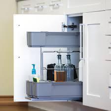 kitchen sink cabinet caddy sink cabinet storage caddy modern kitchen seattle by