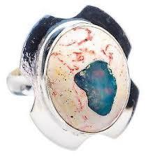 ebay rings opal images Opal ring ebay JPG