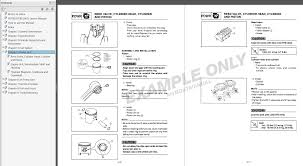 100 mini 1100 service manual fiat kobelco e30 2sr e35 2sr