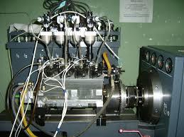 fuel pump injectors test bench techno spectr
