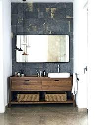 Wooden Vanity Units For Bathroom Wood Bathroom Vanities Cozy Design Wood Bathroom Vanities Solid