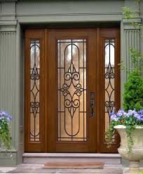 front doors for homes with glass gorgeous curtains for front door glass design ideas u0026 decor