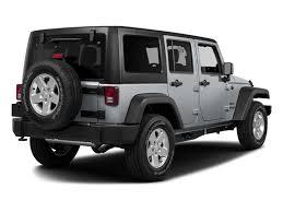 length of jeep wrangler 4 door 2017 jeep wrangler unlimited big 4x4 specs roadshow