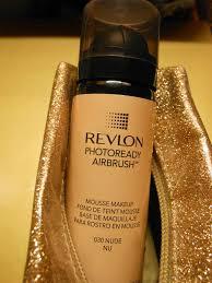 cherrysue doin u0027 the do revlon photoready airbrush mousse make up