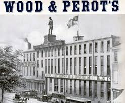 wood and perot s ornamental iron works world digital library