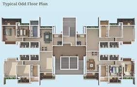 The Metropolitan Condo Floor Plan by Elpro The Metropolitan By Elpro Estates In Chinchwad Pune Price