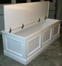 wooden storage bench seat wooden bench seat with built in hidden