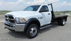 Dodge Ram 4500 - 2014 dodge ram 4500 flatbed truck item db4116 sold augu
