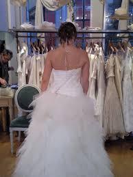 robe de mari e arras de mariée avec jupe et bustier satiné d occasion en 2013