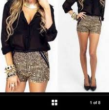 new years shorts gold sequin stretch mini shorts say what my new wardrobe