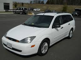 2002 Focus Wagon Ford Focus 2 0 2003 Auto Images And Specification