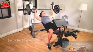 Good Workout Bench Best Weight Bench For Home Youtube