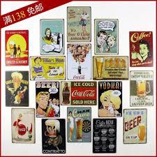 Beer Home Decor Vintage Wall Decor For Kitchen Shenra Com