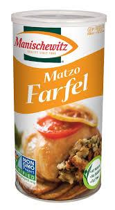 matzah farfel matzo farfel canister 14 oz of 12