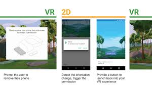 Home Design Vr by Daydream App Quality Requirements Design Google Vr Google