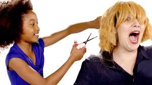 kids give adults haircuts youtube