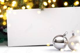 Christmas Invitation Card Art Christmas Invitation Background Stock Photo Picture And
