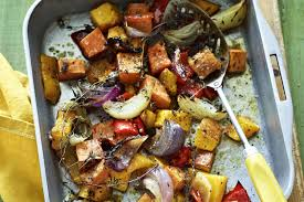 Roast Vegetables Recipe by Baked Vegetables Al Forno