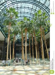 world financial center u0027s winter garden editorial image image