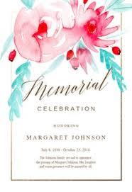 funeral invitation template free memorial card templates greetings island