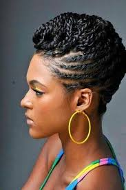 pin up hair styles for black women braided hair flat twist pin up do hairstyles hair care pinterest flat