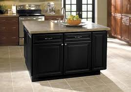 kitchen island black top black kitchen island island cabinets kabco kitchens