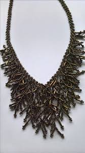 358 best beading necklaces images on pinterest bead crochet