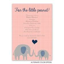 peanut baby shower peanut baby shower invitation invitations by