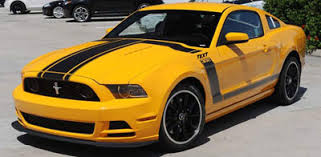 Yellow Mustang With Black Stripes Ridergraphix Com 2010 U0026 Up Ford Mustang Stripes