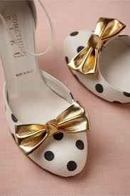 vintage accessories bridal accessories for vintage weddings polka dot shoe
