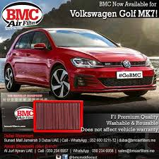 volkswagen dubai bmc air filters middle east home facebook