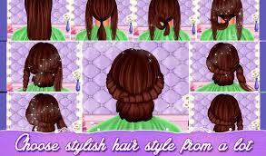 design hair game indian wedding bride hair do design and spa salon apk download