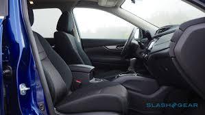 nissan rogue cloth interior 2017 nissan rogue sv hybrid review slashgear