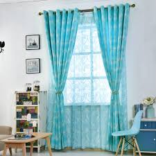 Kitchen Curtain Material by Compare Prices On Jacquard Curtain Fabric Online Shopping Buy Low