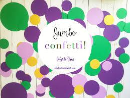 jumbo mardi gras confetti jumbo mardi gras saints circles party confetti
